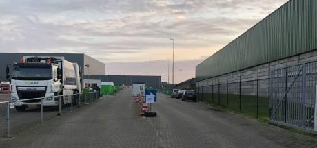 Milieustraten: vanaf dinsdag alleen op afspraak in Helmond, lange wachttijden in Deurne