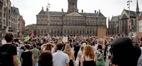 'Grapperhaus vroeg zelf om informatie over protest op de Dam'