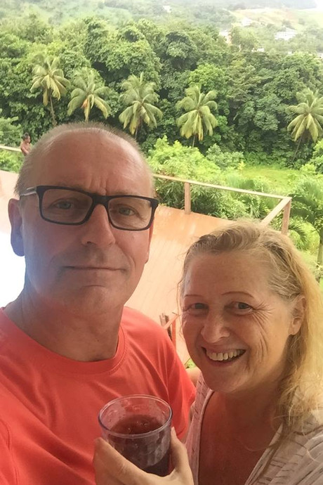 Zussen hebben nog niets gehoord van vader op Caribisch eiland Dominica: angst in de buik