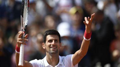 """Djokovic: """"Goffin is een heel sympathieke kerel"""" - Sprookje van Trungelliti is al voorbij - Tegenstander Bemelmans ziet kansen"""