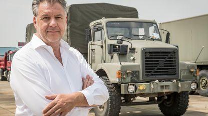 West-Vlaamse trucks rijden rond met dino's