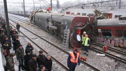 """Diezelfde dag nog op andere trein gestapt"""