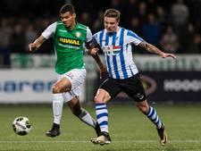 FC Eindhoven verliest bizar duel in Dordrecht