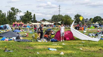 Tomorrowland recycleert: 25 ton kampeermateriaal ingezameld op DreamVille