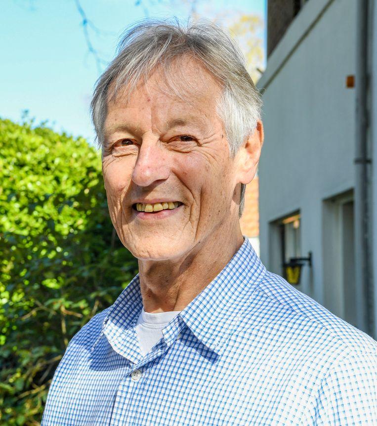 Peter Rottier, emeritus hoog-leraar virologie en virusziekten aan de Universiteit Utrecht. Beeld Pix4Profs/Jan Stads