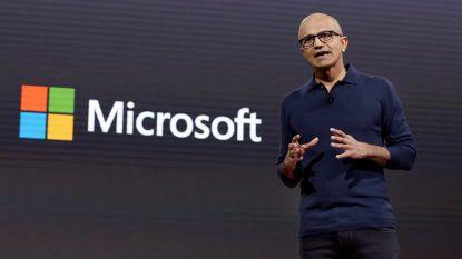 Vroege investeringen in cloud bezorgen Microsoft miljarden winst