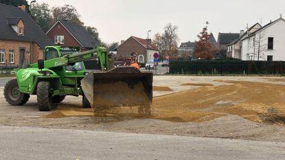 Gemeente hoopt nog steeds op akkoord met kerkfabriek voor heraanleg parking aan de Glazuur