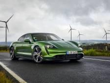Zo verslaat de Porsche Taycan de 1000 pk sterke Bugatti Veyron