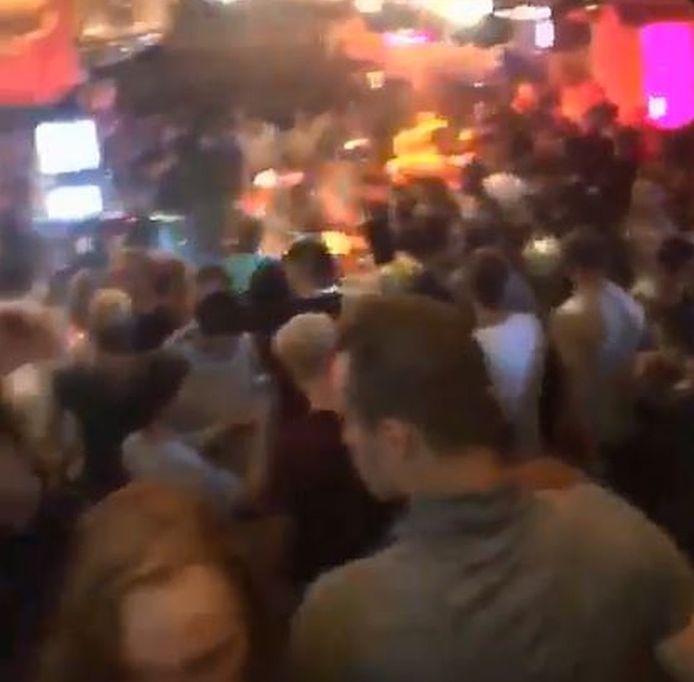 Grote drukte in VOF Cardan in Spijkenisse.