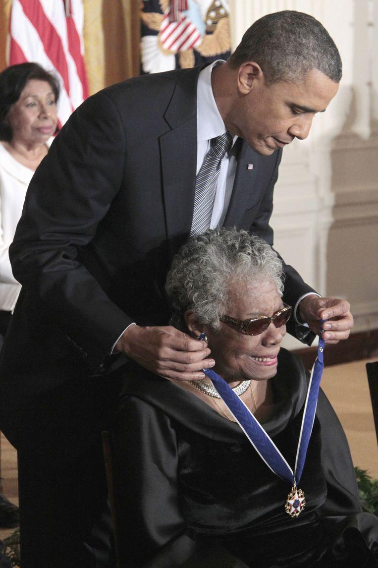 In 2011 kreeg ze van Amerikaans president Barack Obama de presidentiële Medal of Freedom.