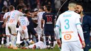 """Neymar nu toch berouwvol na PSG - Marseille met vijf rode kaarten: """"Ik betreur mijn haatgevoelens"""""""