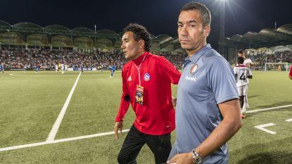 """Europese afgang voor Feyenoord in Slowakije, coach Van Bronckhorst """"diep beschaamd"""""""