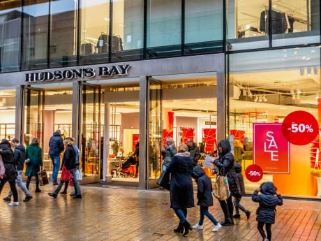 Drama dreigt voor Hudson's Bay, dat winkels heeft in Tilburg en Den Bosch: 'Er moet iets gebeuren'