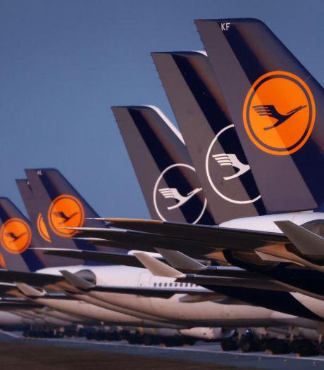 Lufthansa boekt opnieuw miljardenverlies door crisis