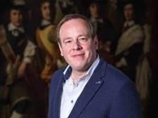 Ingmar Reesing nieuwe conservator Museum Gouda