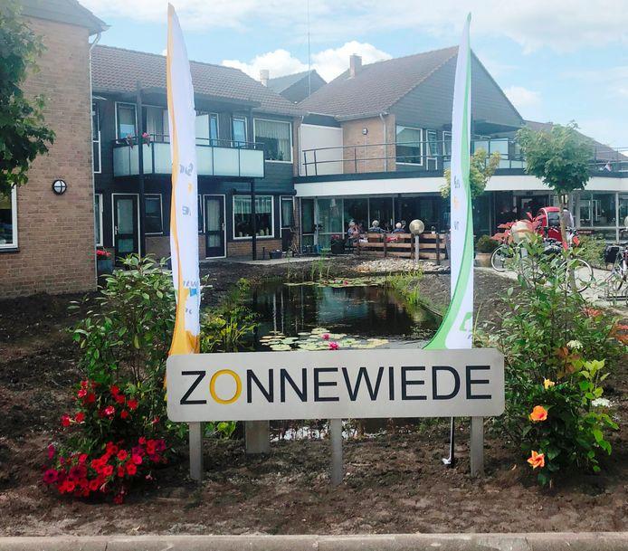 Verzorgingshuis Zonnewiede in Giethoorn is een van de locaties van ZONL waar bewoners weer bezoek mogen ontvangen.