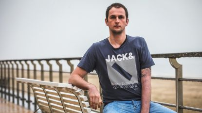 """Jens (24) krijgt milde straf na hallucinant ongeval: """"Ik leerde lesje van mijn leven"""""""