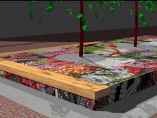Corsokunst in centrum Tiel: vriendjes van Flipje moeten wieberen
