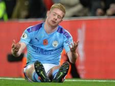 """Une haie d'honneur qui divise: """"De Bruyne doit applaudir des joueurs qui ne sont pas capables de nouer ses lacets"""""""