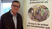 """Burgemeester Guido De Padt vraagt mondmaskers te verplichten in supermarkt: """"Geen plaats meer voor 'wir haben es nicht gewusst'"""""""