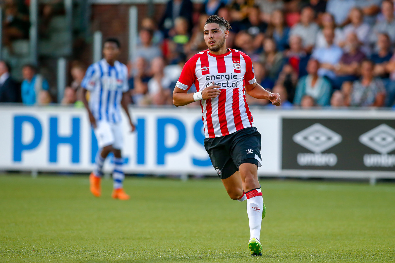 Maxi Romero maakte vorige week de negentig minuten vol.