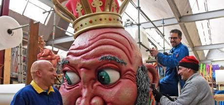 Alvast voorproeven voor carnaval in Sas van Gent