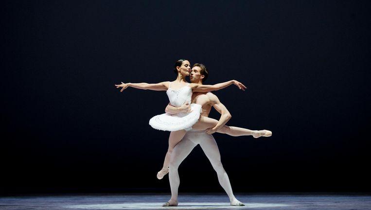 Het Gala van het Nationale Ballet is de opening van het balletseizoen. Beeld anp
