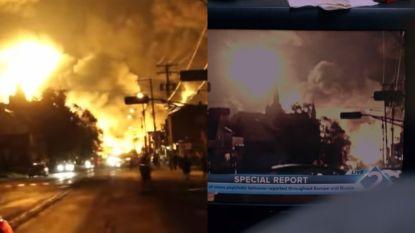 """""""Gevaarlijke grens overschreden"""": Quebec wil beelden van treinramp met 47 doden uit 'Bird Box'"""