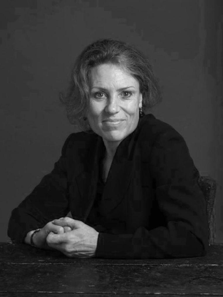 Els van Diggele: journalist en historicus. Auteur van een drieluik over Israël en de Palestijnse gebieden waarvan het derde deel dit najaar verschijnt Beeld -