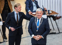 Burgemeester Jan van Zanen werd op 1 juli van dit jaar geïnstalleerd als de nieuwe burgemeester van Den Haag.
