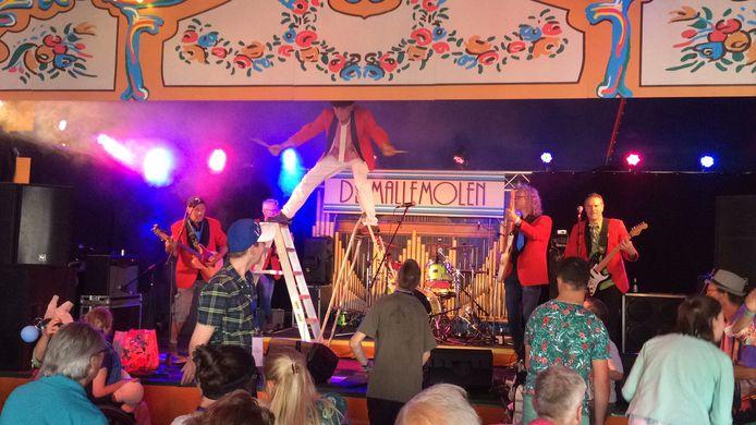 Impressie van familiefestival Kuylkamp in Breugel.