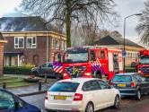 Brand in school in Geldrop: leerlingen en docenten uit het gebouw