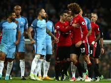Mourinho: Agüero had geen gebroken neus