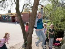 Ook de buurt mag straks op het plein van de Sint Bernardusschool in Ommen