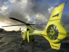 Bouwvakker gewond na val van grote hoogte in Veenendaal