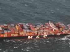 Giftig poeder uit te water geraakte containers gevonden op Schiermonnikoog