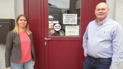 Café 't Hoekske heropent na faillissement weer de deuren