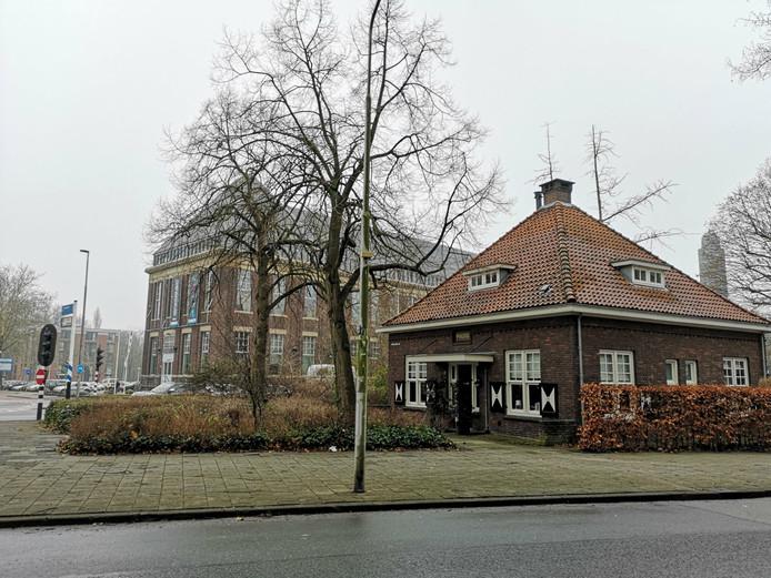 Het huis aan het Poortlandplein.