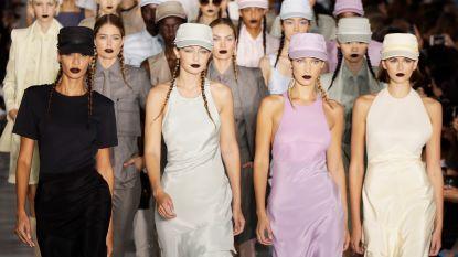 Modehuis Max Mara inspireert zich op vlechtjes van Greta Thunberg