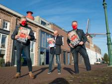 Actie in Etten-Leur: zet 'm op, dat mondkapje!