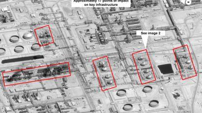 """""""Saudi Aramco verwacht wekenlange problemen olieproductie na drone-aanval"""""""