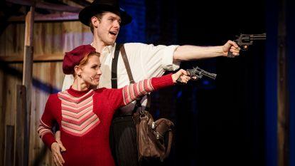 IN BEELD. Geen boeven, maar BV's op musicalpremière 'Bonnie & Clyde'