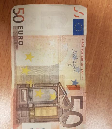 Vals geld in Zeeland bij Opsporing Verzocht