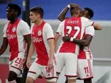 Ajax sluit trainingskamp af met oefenzege op Club Brugge