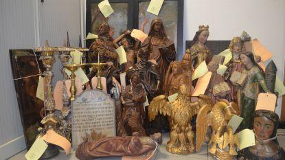 Franse studenten kunstgeschiedenis veroordeeld na stelen van honderden kunstvoorwerpen in kerken