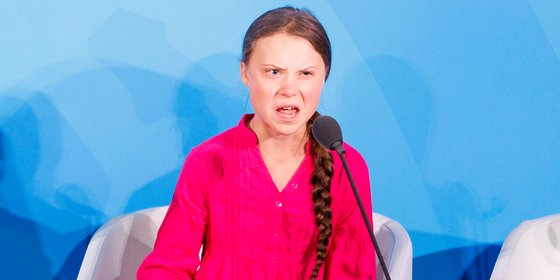 Greta Thunberg boos op wereldleiders: 'Jullie hebben mijn dromen gestolen'