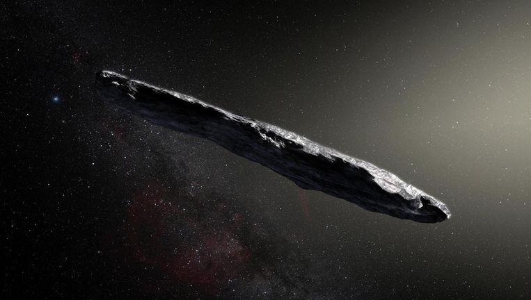 De ruimtekei Beeld ESO/M. Kornmesser