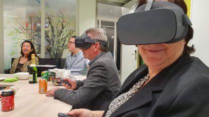 """Vzw Kind en Nier schenkt VR-brillen en medicijndoosjes aan UZA: """"Behandeling zo aangenaam mogelijk maken"""""""
