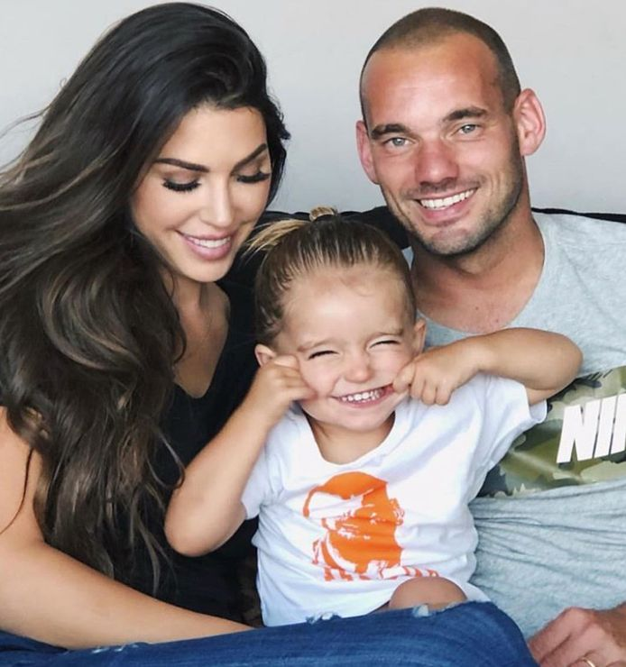 Yolanthe, Wesley en hun zoontje Xess Xava