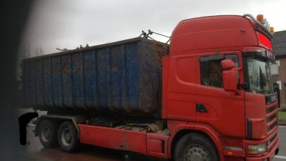 Trucker moet meer dan 5.000 euro boete betalen